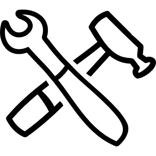 tools-hand-drawn-outlines-of-configuration-interface-symbol